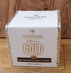 Olivolio anti rimpelcreme 24K Gold
