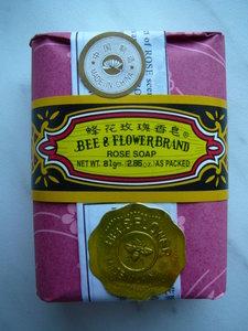 rozenzeep Bee & Flowerbrand