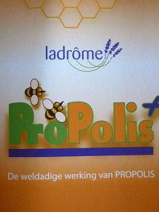 Propolis extract BIO, ladrome (Cruydhof)