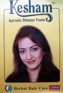 Kesham shampoo poeder