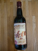 Ambrosia-Honing-Kruidenwijn-Rood