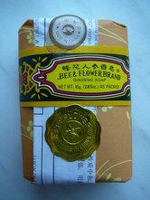 Ginseng-zeep-Bee-&-Flowerbrand